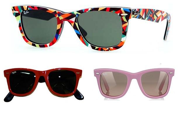 Nesmrteľné slnečné okuliare Ray Ban Wayfarer — LUXURYMAG c64904e8536