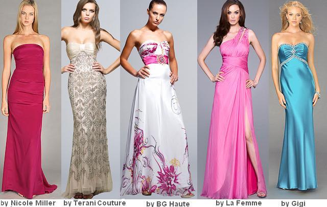 Spoločenské a plesové šaty 2010  inšpirujte sa a buďte za  7251376b14c