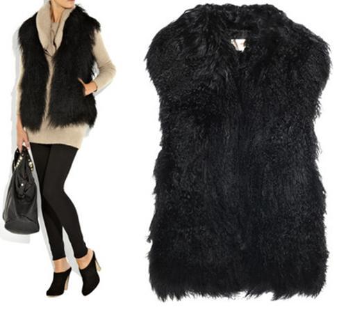 Fashion trend: Kožušinové vesty zima 2010 (http://www.luxurymag.sk)