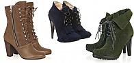 98766150779f Topánky na šnurovanie - nebojte sa byť trendy!