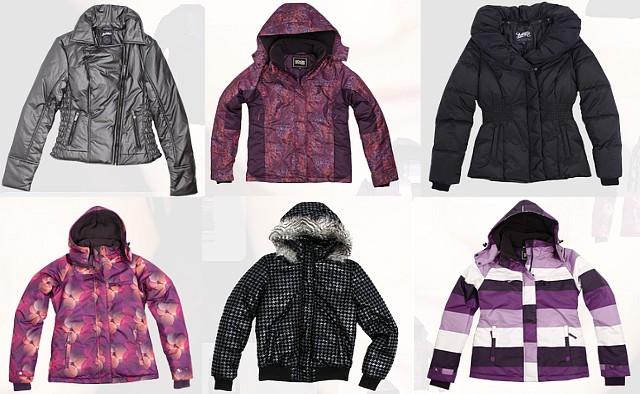 d4a6ade9a Zima je tu, buďte v teple! / Dámske zimné bundy 2010/2011 — LUXURYMAG