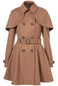 Dámske zimné kabáty 2010/2011 (http://www.luxurymag.sk)
