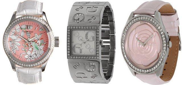 Štýlové dámske hodinky   Guess 72e010ec39a