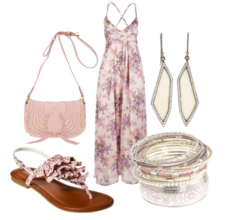 Fashion Trends  Kvetinová potlač na jar je to pravé! — LUXURYMAG 70d66cb456c