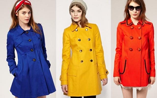 Dámske jarné kabáty 2011 (http   www.luxurymag.sk) d398c3507da