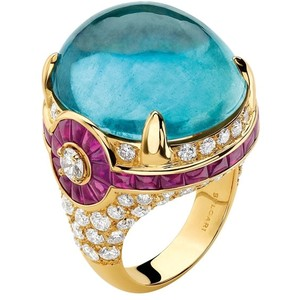 Luxusné módne šperky od Bvlgari (http://www.luxurymag.sk)