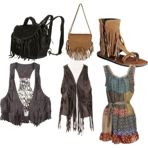Chcete tiež zažiť woodstock? / hippie móda (http://www.luxurymag