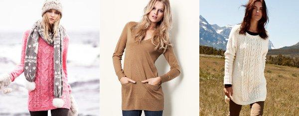 d0e06a1fd8df Dlhé svetre vám pomôžu prekonať sychravú jeseň aj mrazivú zimu (http   www