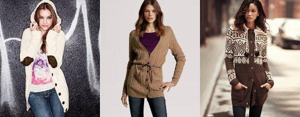 5c93a9c47af0 Dlhý sveter na gombíky. Dlhé svetre vám pomôžu prekonať sychravú jeseň ...