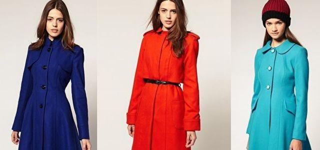 Vyfarbite sa!   Farebné dámske kabáty zima 2011 2012 — LUXURYMAG 485e8039450