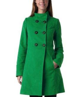 Vyfarbite sa! / Farebné dámske kabáty zima 2011/2012 (http://www ...