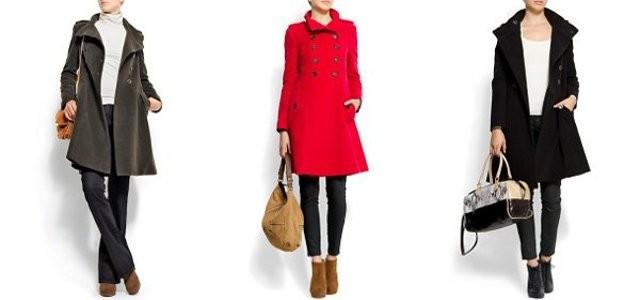 088e821dd3c2e Dámske kabáty H & M, Promod, Orsay a Mango — LUXURYMAG