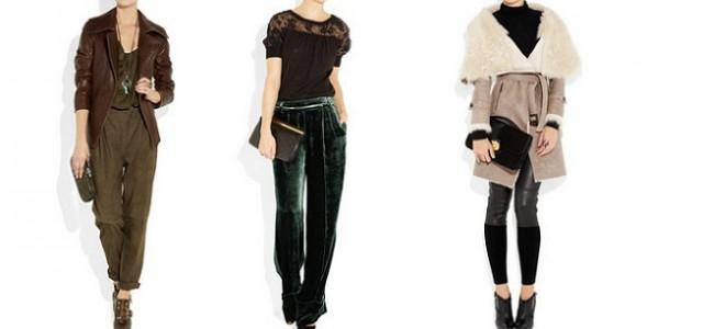 af0b97ee57b3e Dámske nohavice zima 2011/2012 alebo slim-fit nie je jediná voľba ...