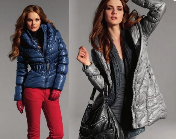 Dámske lesklé zimné bundy 2012 (http   www.luxurymag.sk) 9cea9e9f366