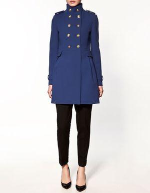 (http   www.luxurymag Nenechajte si ujsť skvelé zľavy dámskych kabátov! b82e71a5825