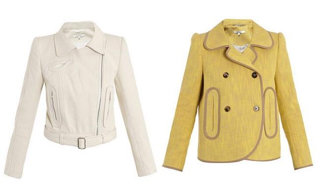 Športové aj elegantné dámske jarné bundy (http   www.luxurymag.sk ... 993c9557d4d