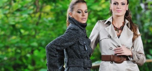 Dámske kabáty jeseň - návrat trenčkotov a asymetrie — LUXURYMAG dfb374e9789