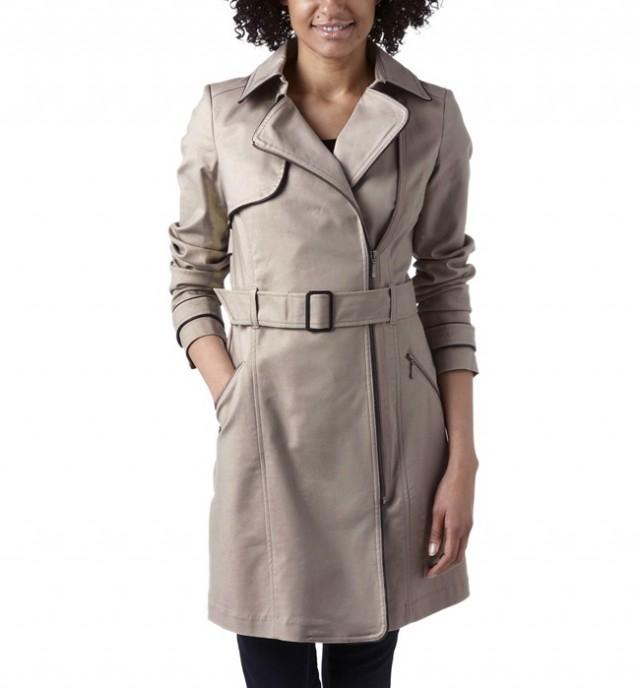 Dámske kabáty jeseň - návrat trenčkotov a asymetrie (http   www.luxurymag e0f1b0d02f5