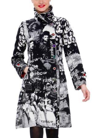 ... nudou! / Originálne dámske zimné kabáty (http://www.luxurymag.sk