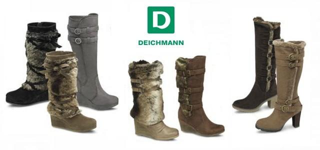 Pestrá ponuka zimnej obuvi Deichmann!   Využite povianočných zliav ... 470d81551a2