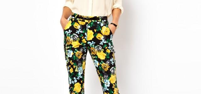 a6edbe6b83c0 LUXURYMAG 2015. Fashion trend  S jarou kvitnú aj nohavice