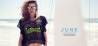 Stradivarius Beachwear lookbook jún 2013