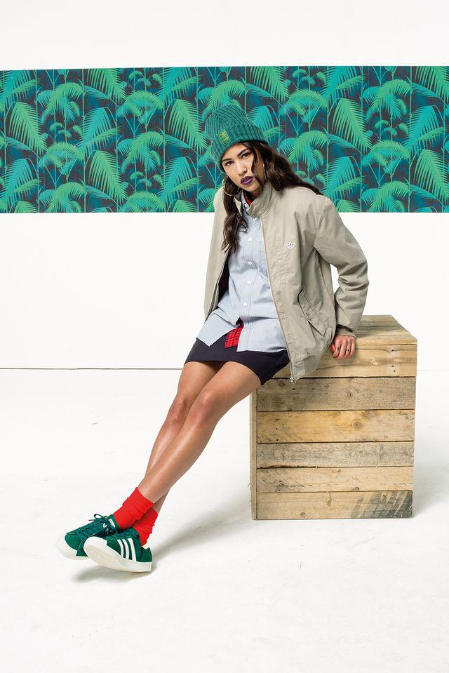 a920b08217ec Nestarnúce kúsky v kolekcii adidas Originals jeseň  zima 2013 (http   www  ...