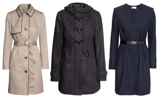 ... Dámske jesenné kabáty od značiek Mango 521d3b5c295