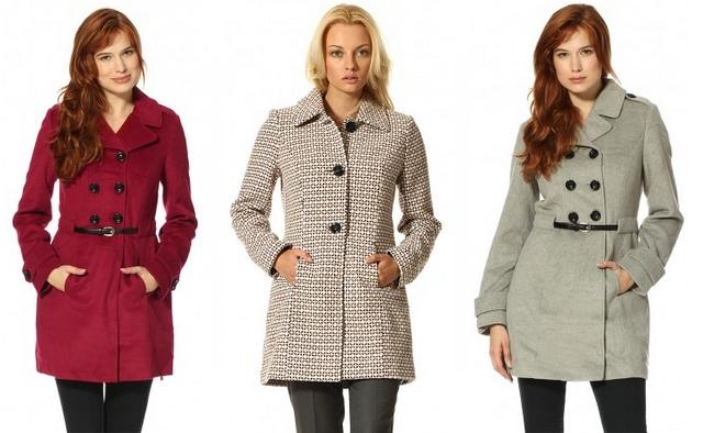 3b45e0a073e5 ... Dámske jesenné kabáty od značiek Mango