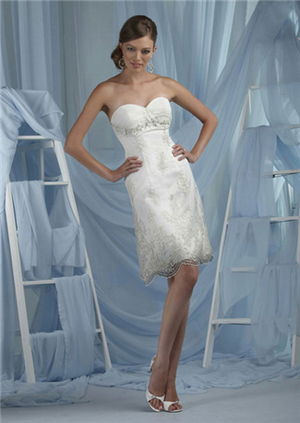74e2e60203bf Ako okúzliť v najdôležitejší deň    Svadobné šaty jar  leto 2014 ...