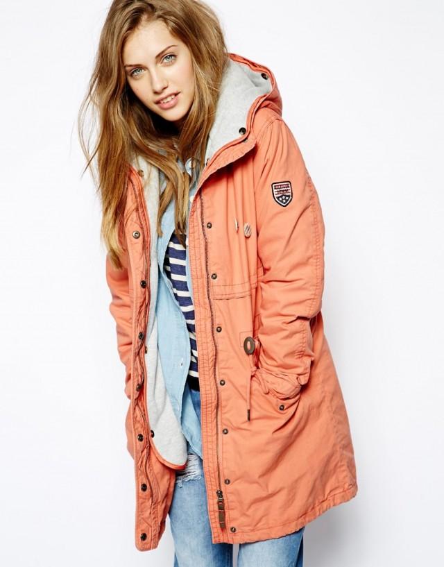 ... Dámske jarné bundy a kabátiky 2014 (http   www.luxurymag.sk 69f5ec9aaab