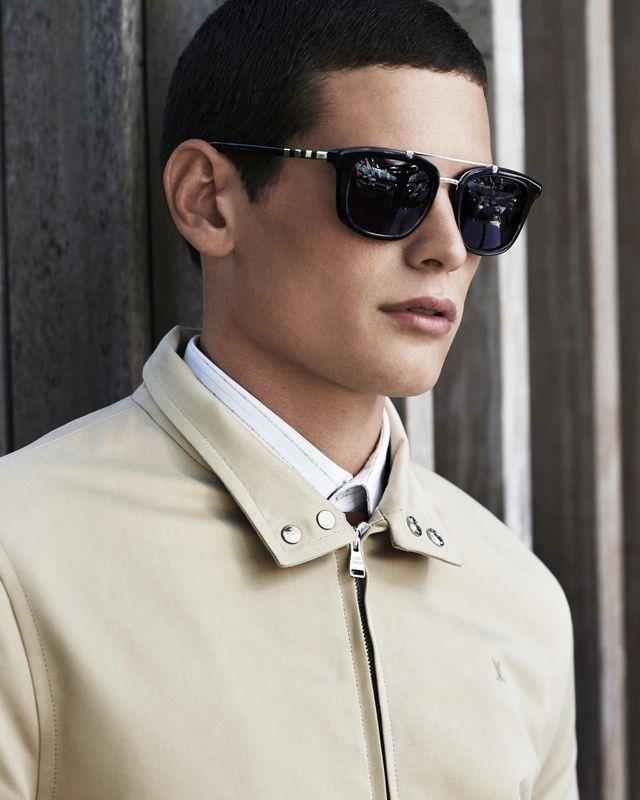 d93543f9f ... Slnečné okuliare Louis Vuitton pre jar a leto 2014 sa vracajú k retro  štýlu (http