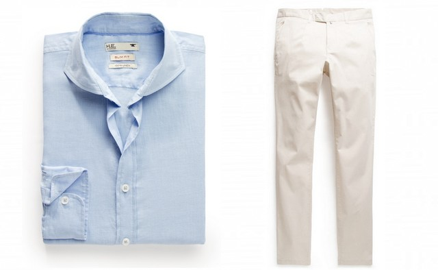 HE by Mango - Style advice summer essentials (http://www.luxurymag.sk)
