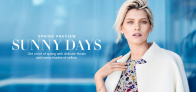 H & M Spring 2015 Preview collection: Sunny Days
