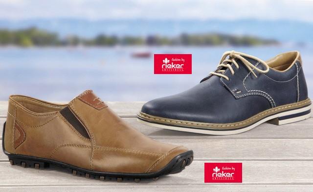 1d170f0557fb8 Nepredstavujte si ale topánky od značky Rieker ako zdravotnícku obuv v jednoliatej  bielej farbe a bez vkusu. Ba naopak! Obuv Rieker sa snaží držať krok s ...