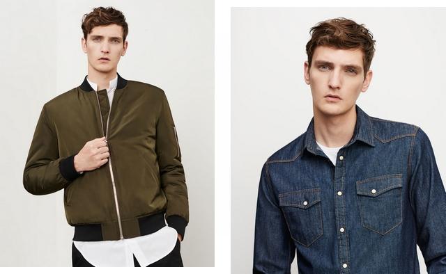 d9c83656b1 Emotívnejšiu zložku predstavuje sortiment oblečenia Zara nazvaný ako tmavá  kolekcia