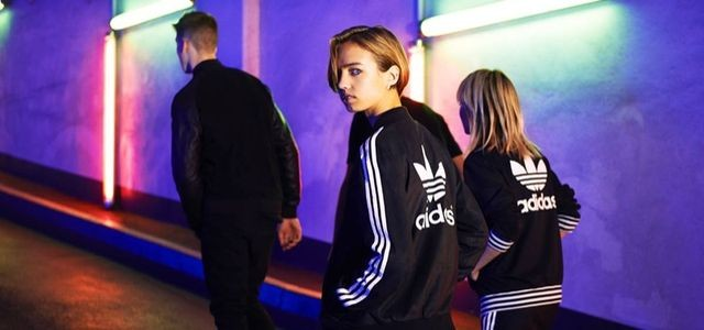 Byť trendy  Street kolekcia Adidas Originals — LUXURYMAG edd4682c123