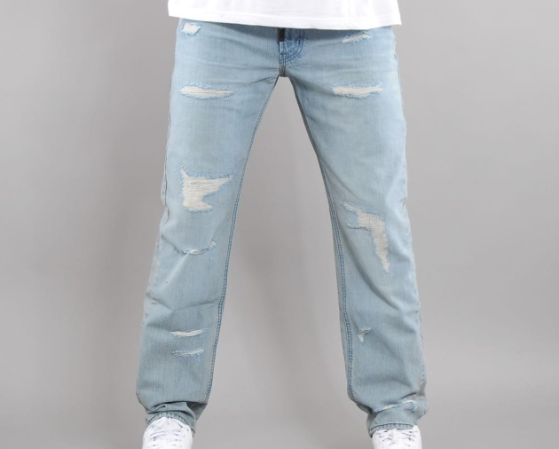 LRG RC TT Jeans damage grey