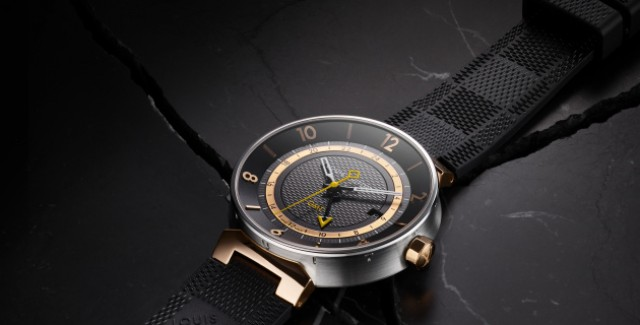 Louis Vuitton TAMBOUR Moon