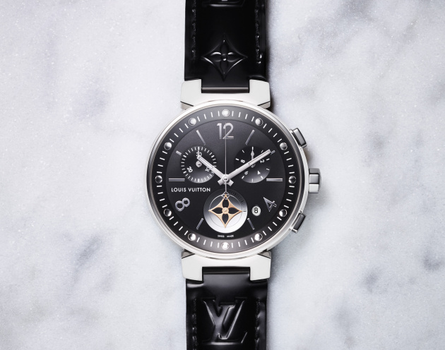 TAMBOUR Moon Star Chrongraphe Black