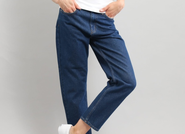 WOOD WOOD Eve Jeans heavy rinse