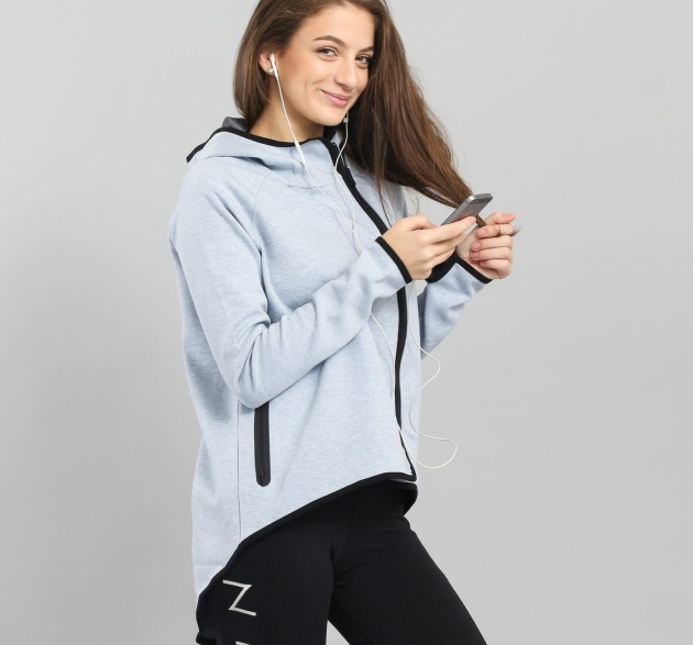 Nike W NSW Tech Fleece Cape FZ