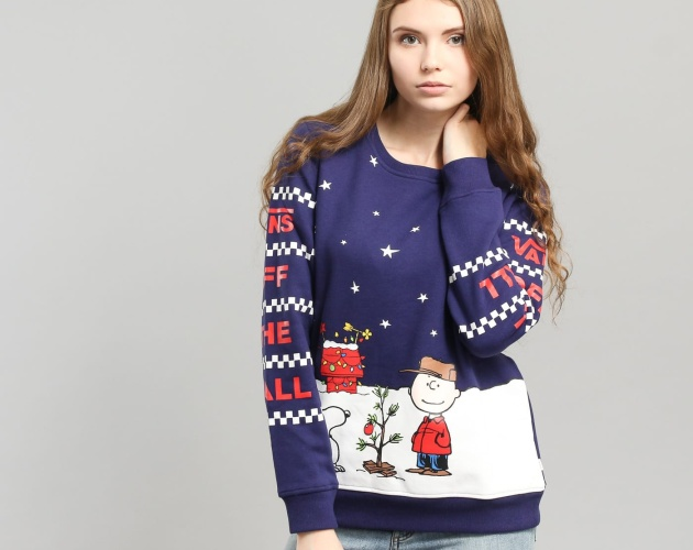 Vans WM Peanuts Christmas