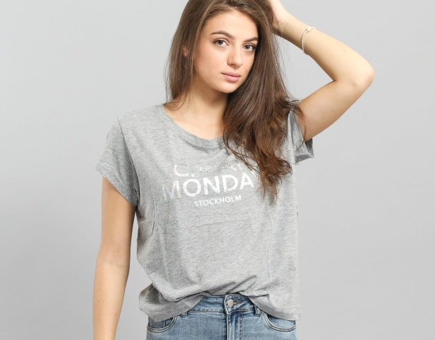 Cheap Monday Have Tee Foil Logo