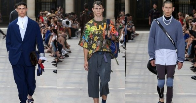 Louis Vuitton Men's SS18 kolekcia