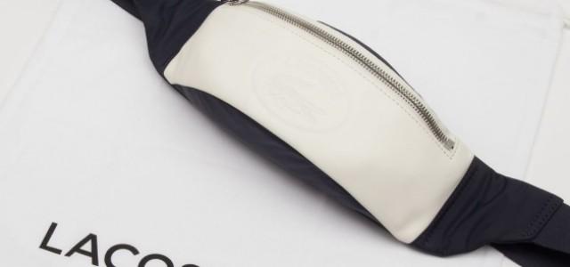 11d5533ca0 Lacoste  značka s príznakom bieleho športu — LUXURYMAG